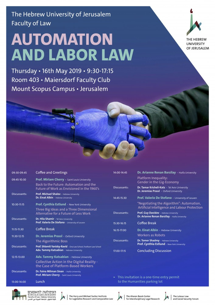 Automation and Labor Law