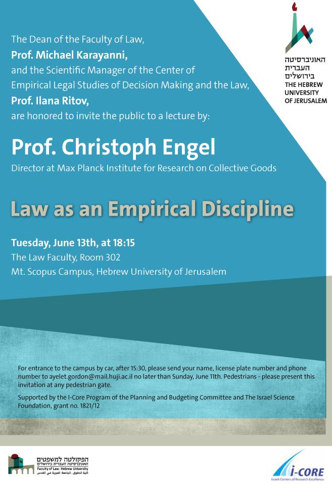 law-as-an-empirical-discipline