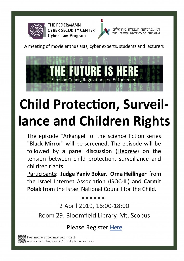 Child Protection, Surveillance and Children Rights