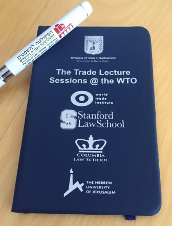 Law Faculty Professors join World Trade Organization Lecture Series in Geneva