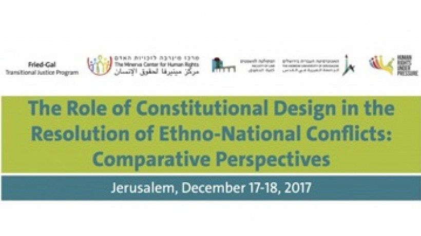 role of constitutional design